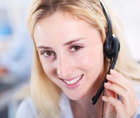 International removals call centre